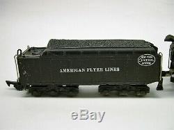 322 American Flyer New York Central Hudson Locomotive & Tender Lot C12-L75