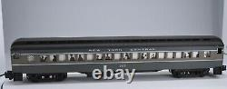 American Models S Scale 5 Car Passenger Set New York Central -70' Lighted Cars