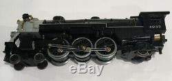 American Models S Scale New York Central 4-6-2 Pacific Steam Locomotive & Tender