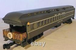 AristoCraft Heavyweight Passenger New York Central Hudson River 31407 G-Scale