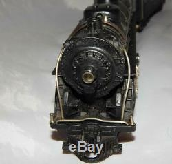 BOXED 1948 American Flyer 322 New York Central 4-6-4 Hudson Steam Loco withwrapper