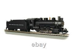 Bachmann 50405 HO Scale New York Central #221 USRA 0-6-0 with Short Haul Tender