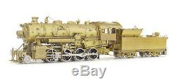 Brass HO Alco Models New York Central NYC G-46H 2-8-0 Consolidation