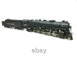 Brass Tenshodo HO Scale NYC New York Central RR 4-8-2 Mohawk Locomotive #3058