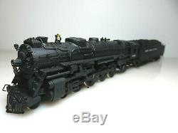 Brass Tenshodo HO Scale NYC New York Central RR 4-8-2 Mohawk Locomotive #3138