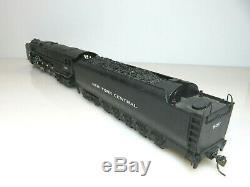 Brass United PFM HO Scale NYC New York Central 4-8-4 Niagara Locomotive DCC 6011