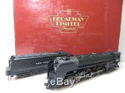 Broadway Limited 540 HO 4-8-4 New York Central NYC Niagara Locomotive Sound DCC