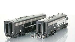 Broadway Limited F7 A/B Set New York Central NYC DCC withParagon3 HO scale