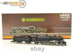 E216b Märklin Spur Z 8808 US Dampflok Nr. 9405 New York Central System TOP