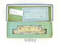 HO Brass ALCO Models NYC New York Central Electric T-3 RUNNING ISSUES