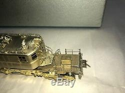 HO Brass Engine NY Central Class P-3 Electric By N J Costom Brass