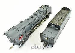 HO Brass Key Imports NYC New York Central L-4a 4-8-2 Mohawk 1983 Custom Painted