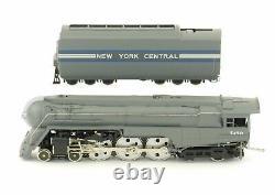 HO Brass Key NYC New York Central J-3A 4-6-4 Streamlined Hudson 20th Century Ltd