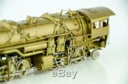 HO Brass Model NJ CB ST-237 NYC NEW YORK CENTRAL 2-6-6-2 Class NE-2 Locomotive
