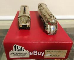HO Brass New York Central J-3a 4-6-4 Empire State Hudson LMB Kumata Streamlined