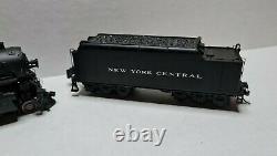 HO Broadway Limited BLI 001 NYC New York Central 4-6-4 J1e Steam #5344 DCC Sound