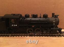 HO Proto 2000 New York Central USRA 0-6-0 Steam Locomotive NYC #234