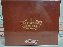 HO Scale Broadway Limited 002 New York Central J1e Hudson 4-6-4 Hudson #5343