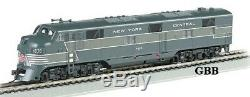 HO Scale NEW YORK CENTRAL E-7 A, DCC & SOUND EQUIPPED Locomotive Bachmann 66604