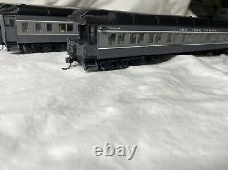HO scale Walthers heavyweight New York Central 10 car passenger set