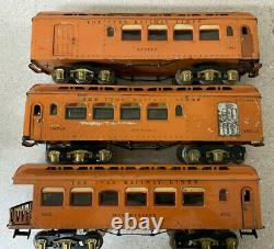 Ives 3243R New York Central Lines Locomotive with 180, 182 and 187.3 cars