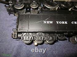 K-Line K3270-5344S New York Central N. Y. C Scale Hudson & Tender withTMCC EX/OB