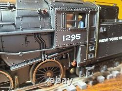 K-Line K3470-1295W NYC 4-6-6T Tank Loco K-Sounds Synchronizing Puffing Smoke