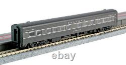 Kato N Scale NY Central 20th Century Limited 4 Passenger Car Add-on Set 1067130