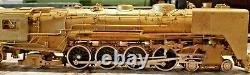 Key Imports HO scale brass New York Central L-3b Mohawk Steam Loco, in OB WithDCC