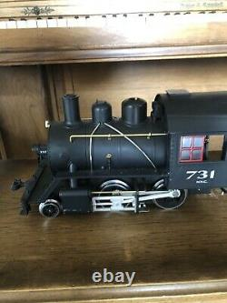 LGB 72442 New York Central 2-4-0 (locomotive and tender only)