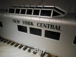 LGB New York Central Streamline Set g scale