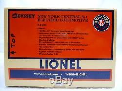 LIONEL 6-18351 New York Central S-1 Electric Loco LN