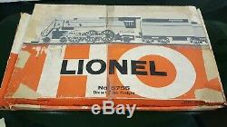 LIONEL HO Scale Atlas New York Central #5755 boxed set withhelicopter car
