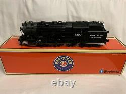 LIONEL LEGACY BTO NEW YORK CENTRAL 4-6-6T TANK ENGINE With WHISTLE STEAM 2031020