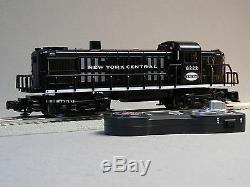 LIONEL NYC RS-3 LIONCHIEF REMOTE CONTROL DIESEL ENGINE O GAUGE train 6-82984-E