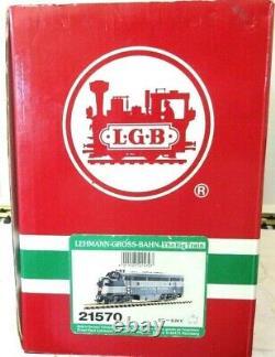 Lgb 21570 New York Central F7-a Diesel & 21582 F7-b Nyc Sound Unit Rare New