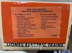Lionel 1-700E New york Central 4-6-4 Hudson Locomotive 6-18005