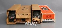 Lionel 2344 Vintage O New York Central F-3 AA Diesel Locomotive Set/Box