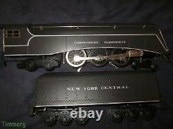 Lionel 6-13008 Standard New York Central Commodore Vanderbilt withPassenger Cars