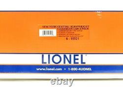 Lionel 6-15521 New York Central Heavyweight Passenger Car 4-Pack NIB