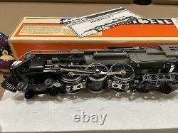 Lionel 6-18002 New York Central 4-6-4 Hudson Steam Locomotive & Tender LN/Box