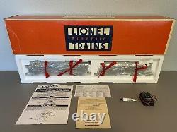 Lionel 6-18009 New York Central 4-8-2 Mohawk L-3 Class Loco & Tender O Scale