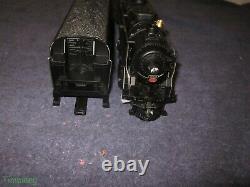 Lionel 6-18009 New York Central NYC 4-8-2 L3 Mohawk Steam Loco & Tender LN/OB