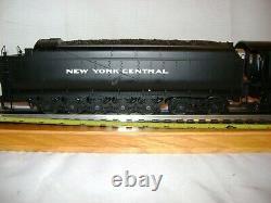 Lionel 6-28069 NYC Niagara 4-8-4 Century Club II Steam Engine & Tender 2 issues