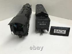 Lionel 6-28069 New York Central 4-8-4 Niagara Steam Locomotive WithTMCC