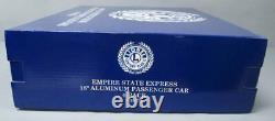 Lionel 6-29173 New York Central Empire State Express 4-Car Passenger Set EX/Box