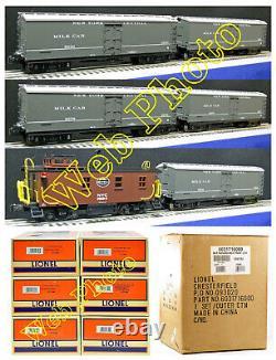 Lionel 6-31716 New York Central NYC Niagara Milk Train Cent. Club II 2000 Sealed
