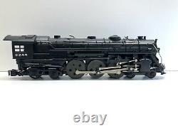 Lionel 763E New York Central J1-e Hudson Steam Locomotive & Tender TMCC 6-18056