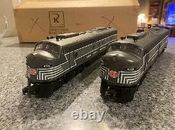 Lionel, K-Line, NYC E 8 Diesel, A-A Both Powered Locomotives