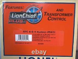 Lionel Lionchief Plus 6-81301 New York Central 4-6-4 Hudson